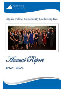 AVCLP Annual Report 2015-2016