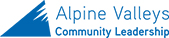Alpine Valleys Community Leadership Logo
